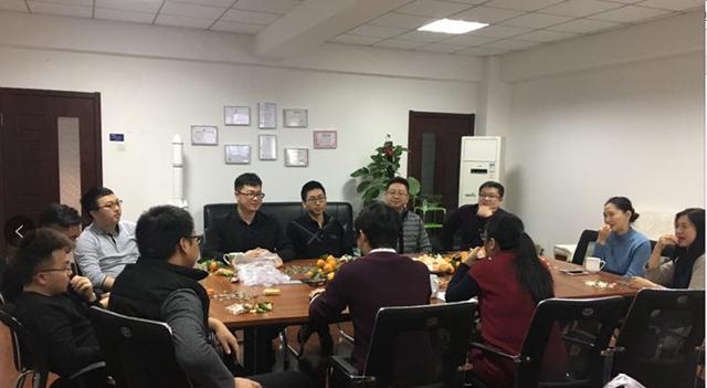 回顾2018,展望2019-公司举办元旦联欢茶话会
